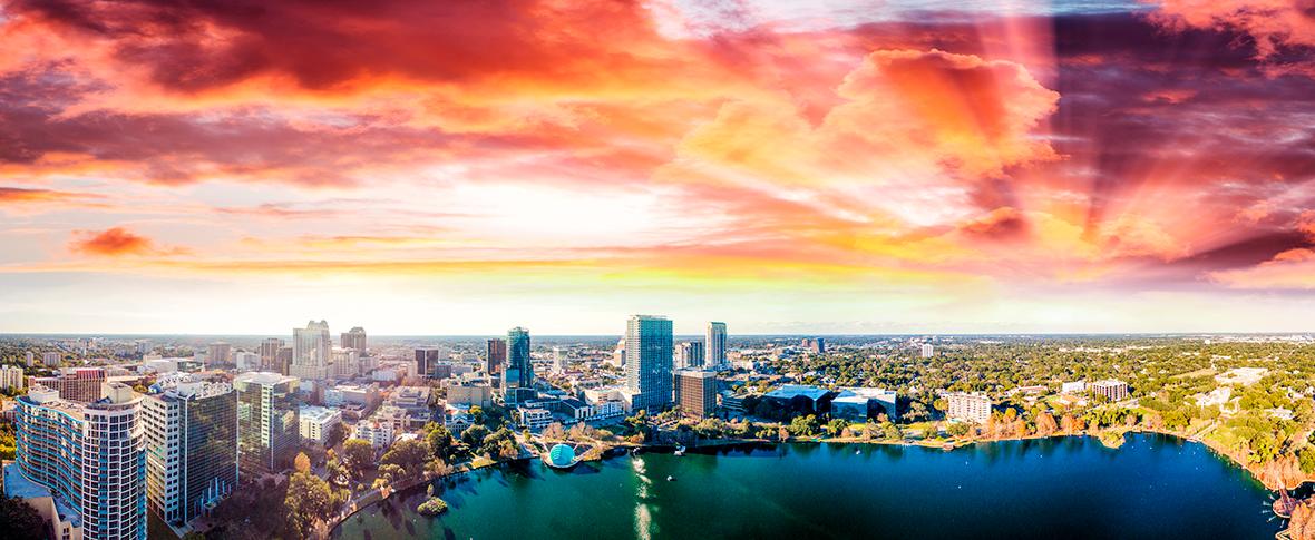 Férias fora de temporada em Orlando